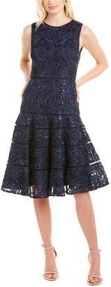 Carmen Marc Valvo Cocktail Dress