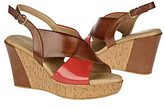 "Naturalizer Payton"" Slingback Wedge Sandals"