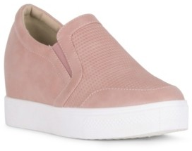 Danskin Amaze Slip On Wedge Sneaker Women's Shoes