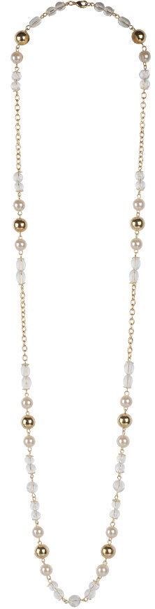 Forever 21 Melida Beaded Necklace