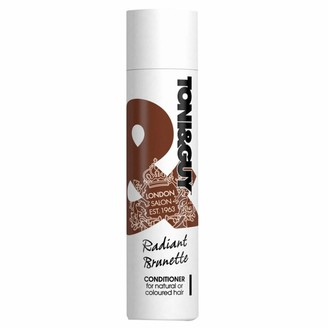 Toni & Guy Radiant Brunette Conditioner For Natural And Coloured Hair 250Ml
