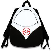CG Costume Pokemon Go Backpack PokeBall Bag Team Valor Instinct Mystic