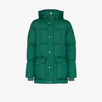 Woolrich Sierra Supreme Quilted Coat