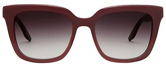 Barton Perreira Bolsha 54MM Square Sunglasses