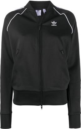 adidas Zipped Track Sweatshirt