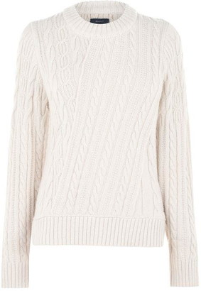 Gant Chunky Cable Jumper