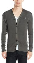 G Star Men's Bandalo Knit Cardigan In Aril Knit