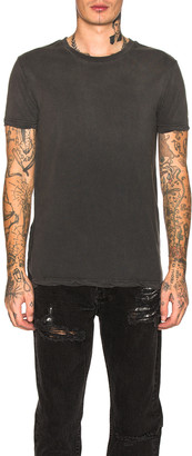 Ksubi Faded Tee in Back to Black | FWRD