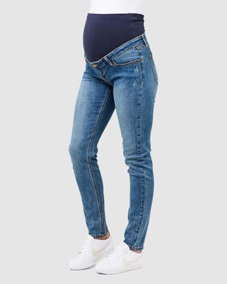Ripe Maternity Tyler Classic Slim Leg Jeans