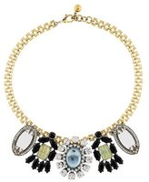 Lulu Frost Crystal & Glass Necklace