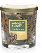 Yankee Candle simply home Balsam & Spruce 7-oz. Jar Candle