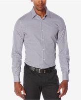 Perry Ellis Men's Double-Check Shirt