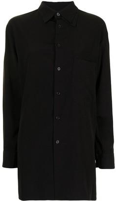 Y's Layered-Collar Shirt