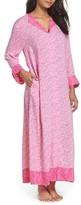 Women's Oscar De La Renta Sleepwear Print Caftan