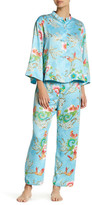 Natori Magnolia Pajama 2-Piece Set