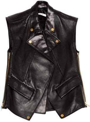 Givenchy Black Leather Jackets