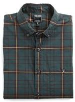 Todd Snyder Button-down Collar Shirt in Green Tartan