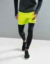 Nike Running Aeroswift 5 Shorts In Yellow 717881-702