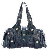 Chloé Python Silverado Bag
