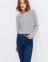 All About Eve Cookie Long Sleeve Knit