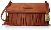 Frye Heidi Fringe Cross Body Bag