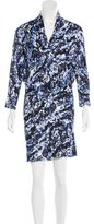 Balenciaga Printed Knee-Length Dress
