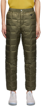 TAION Khaki Down Heated EXTRA Cargo Pants