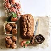 Nordicware Apple Loaf Pan, Copper
