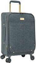 """Vince Camuto Deriella Python-Print 20"""" Expandable Carry-On Spinner"""