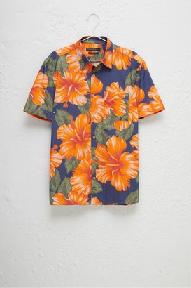 French Connection Wela Hawaiian Shirt
