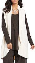 Bryn Walker Bamboo Fleece Wrap Vest