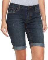 Apt. 9 Women's Bermuda Jean Shorts
