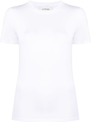 Sportmax classic short-sleeved T-shirt