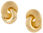 Christian Dior 1980's post earrings