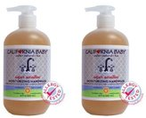 California Baby Super Sensitive Moisturizing Handwash - 19 oz., Set of 2 by