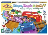 Ravensburger Rivers Roads and Rails Game