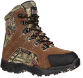 "Rocky Children's 7"" Hunting Insulated WP Boot 3710"