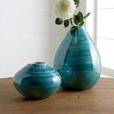 Crate & Barrel Jenilee/Jayde Vase