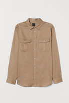 H&M Regular Fit Utility Shirt