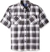 Rocawear Men's Big and Tall Front Row Short Sleeve Shirt