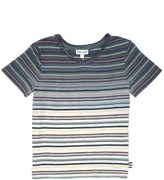 Splendid Little Boy Classic Stripe Dip Dye Top