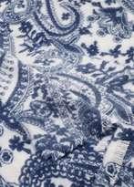 Violeta BY MANGO Printed pattern scarf