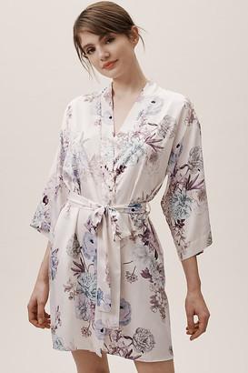 Flora Nikrooz Arisa Kimono By in White Size M/L