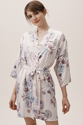Flora Nikrooz Arisa Kimono By in White Size XL
