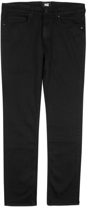 Paige Federal Transcend Straight-leg Jeans
