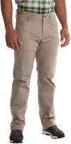 Mountain Hardwear Passenger Pants - UPF 50, Stretch Cotton Twill (For Men)