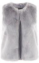 Topshop Faux Fur Gilet