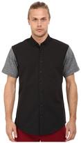 Publish Hans - Premium Oxford Short Sleeve Button Up