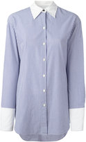 Rag & Bone striped shirt - women - Silk/Cotton - S