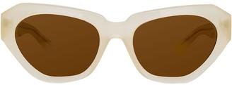 Linda Farrow Dries Van Noten cat eye sunglasses